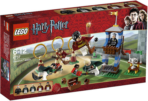 LEGO Harry Potter Series 2 Quidditch Match Set #4737