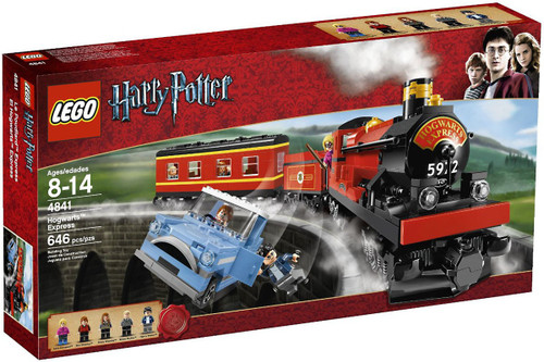 LEGO Harry Potter Series 2 Hogwarts Express Set #4841