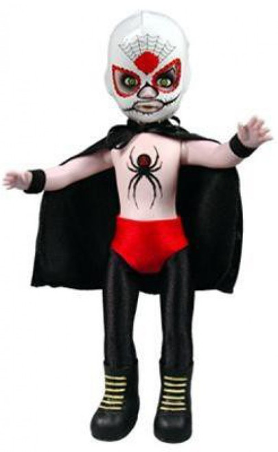 Living Dead Dolls Days of the Dead Series 20 El Luchador Muerto Doll