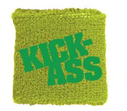 Kick-Ass Logo Wristband