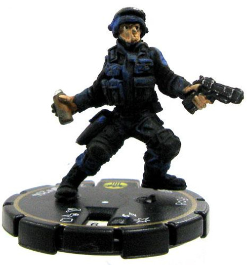 Marvel HeroClix Critical Mass LE 4 Roger Falcone #204