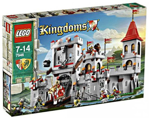LEGO Kingdoms King's Castle Set #7946