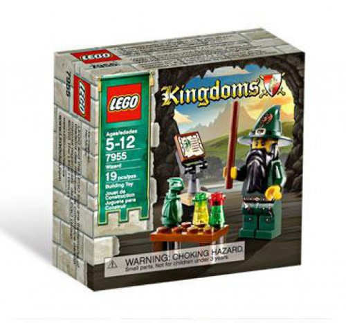 LEGO Kingdoms Wizard Set #7955