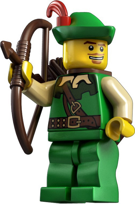 LEGO Minifigures Series 1 Forestman Minifigure [Loose]