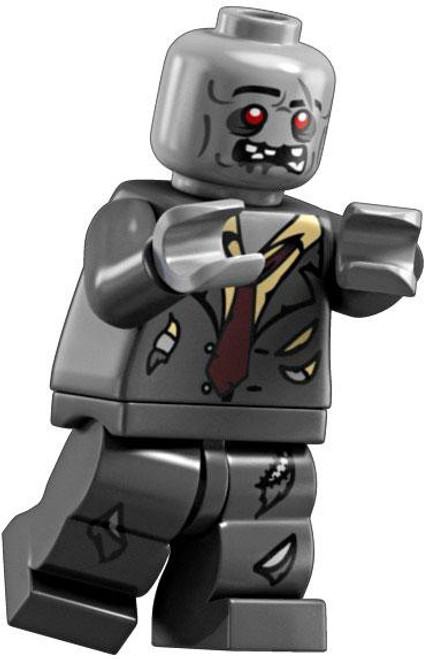 LEGO Minifigures Zombie Minifigure [Loose]