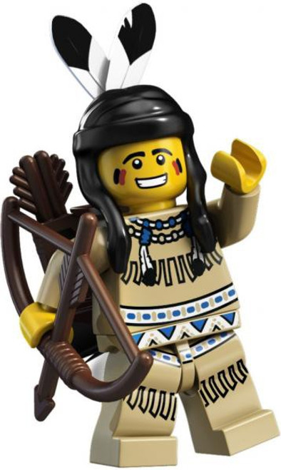 LEGO Minifigures Tribal Hunter Minifigure [Loose]