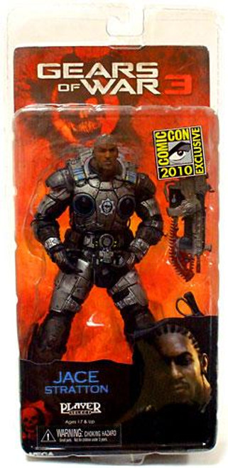 NECA Gears of War 3 Jace Stratton Exclusive Action Figure
