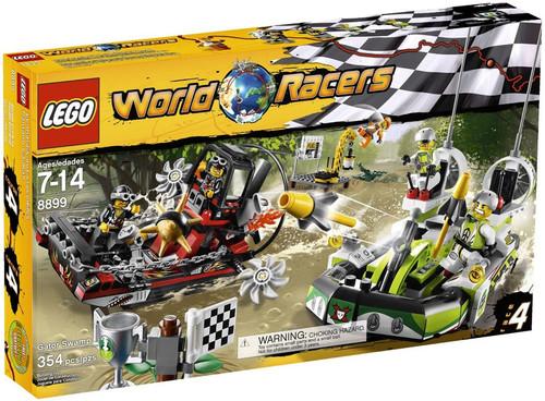 LEGO World Racers Gator Swamp Set #8899