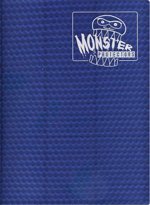 Card Supplies Midnight Blue 9-Pocket Binder