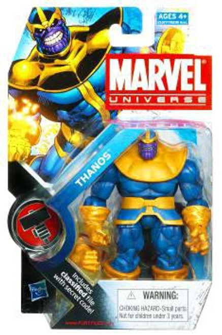 Marvel Universe Series 11 Thanos Action Figure #34