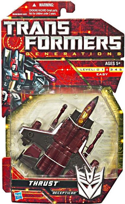 Transformers Generations Thrust Deluxe Action Figure