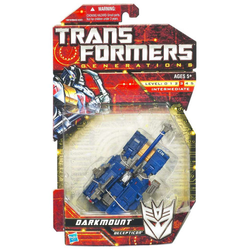 Transformers Generations Darkmount Deluxe Action Figure