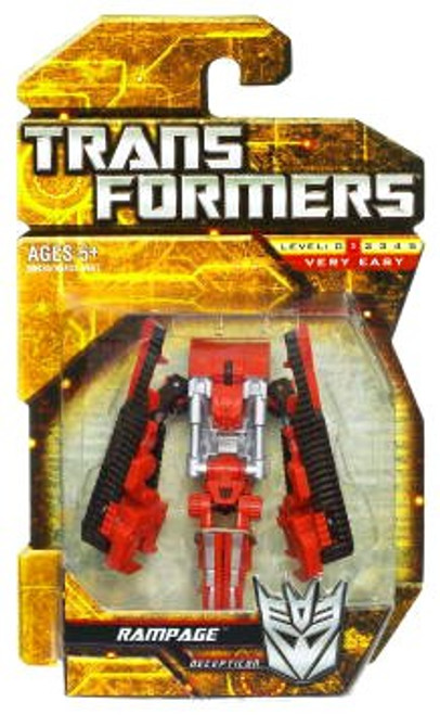 Transformers Hunt for the Decepticons Rampage Legend Legend Mini Figure