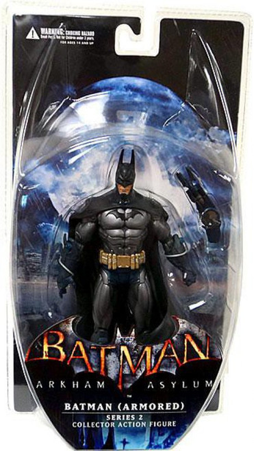 Arkham Asylum Series 2 Batman Action Figure [Armored]