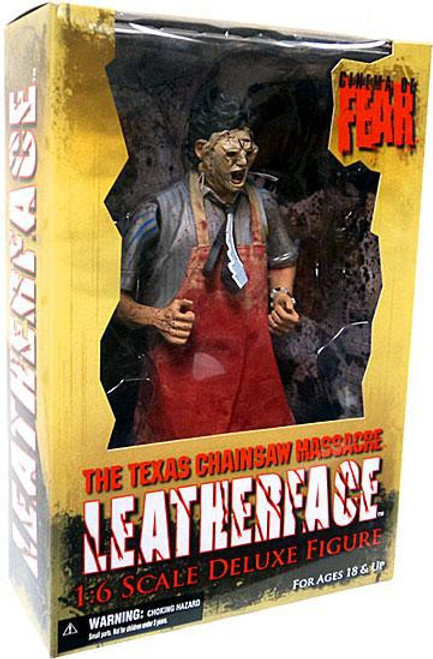 The Texas Chainsaw Massacre Cinema of Fear Leatherface Deluxe Action Figure