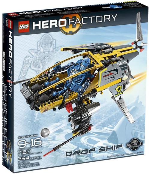 LEGO Hero Factory Drop Ship Set #7160