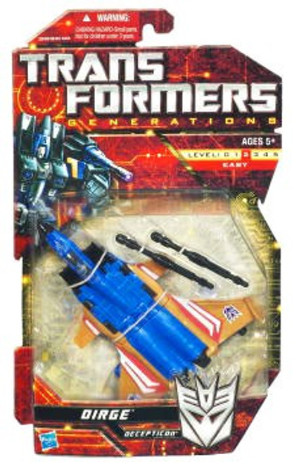 Transformers Generations Dirge Deluxe Action Figure