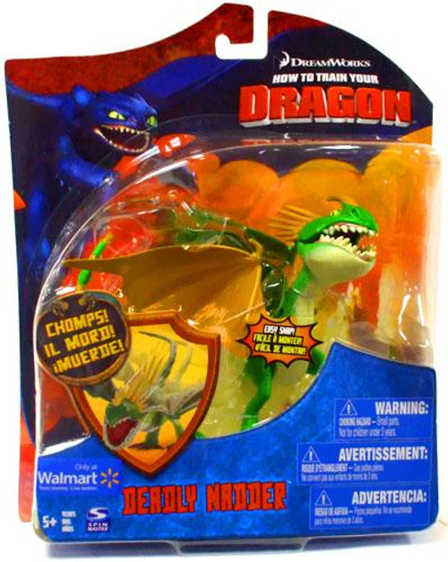 How to Train Your Dragon Series 2 Deluxe Deadly Nadder Exclusive Action Figure