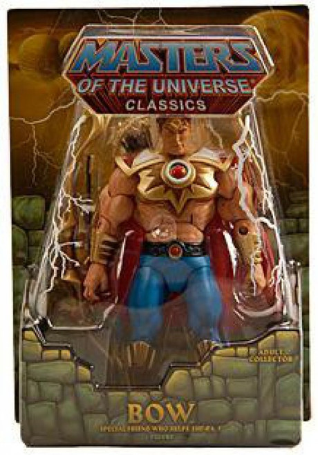 Masters of the Universe Classics Club Eternia Bow Exclusive Action Figure
