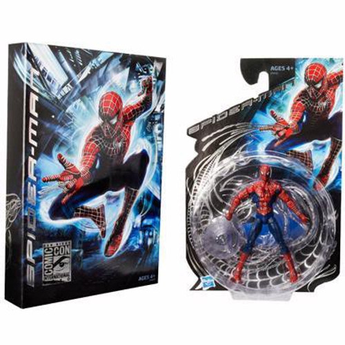 Spider-Man Movie Exclusives Spider-Man Exclusive Action Figure