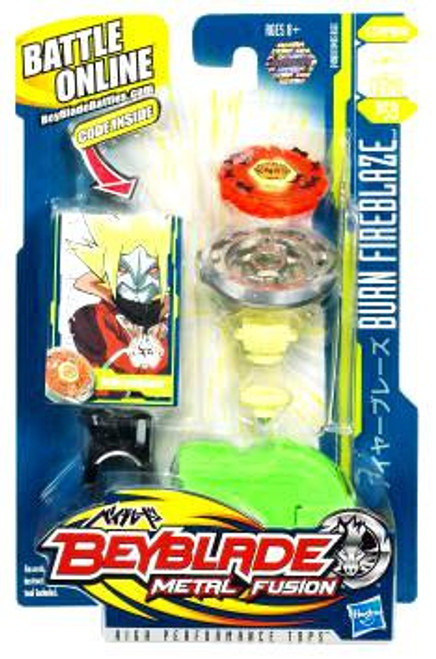 Beyblade Metal Fusion Burn Fireblaze Single Pack BB-59