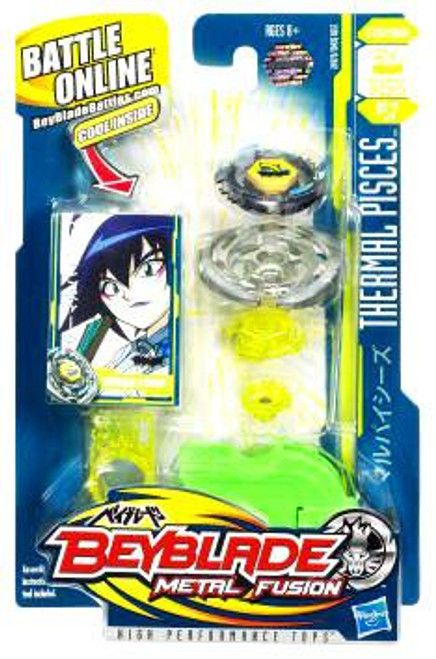 Beyblade Metal Fusion Thermal Pisces Single Pack BB-57