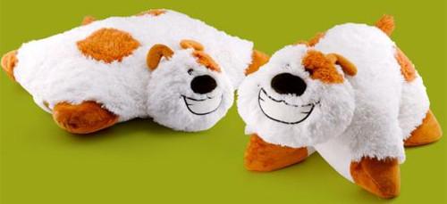 Animal Pillowz Clover the Dog 18-Inch Plush Pillow