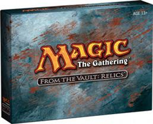 MtG Trading Card Game From the Vault: Relics Boxed Set