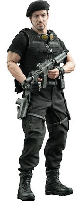 The Expendables Movie Masterpiece Barney Ross Collectible Figure [2011 Version]