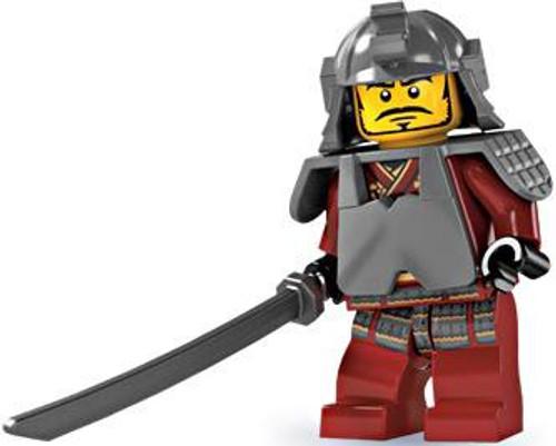 LEGO Minifigures Series 3 Samurai Warrior Minifigure [Loose]