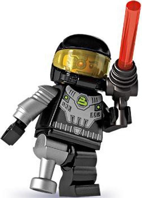 LEGO Minifigures Series 3 Cyborg Minifigure [Loose]