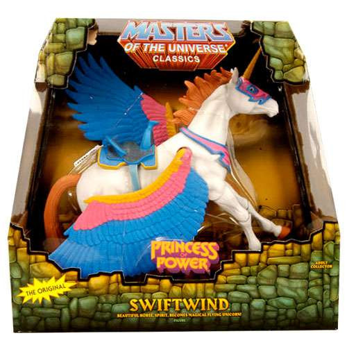 Masters of the Universe Classics Club Eternia Swiftwind Exclusive Action Figure [Princess of Power]