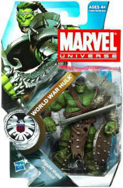 Marvel Universe Series 12 World War Hulk Action Figure #3