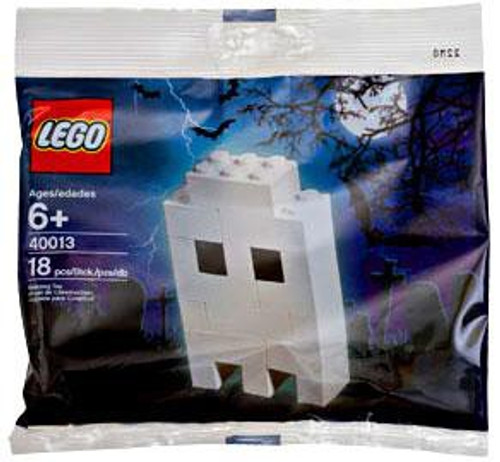 LEGO Ghost Exclusive Mini Set #40013 [Bagged]