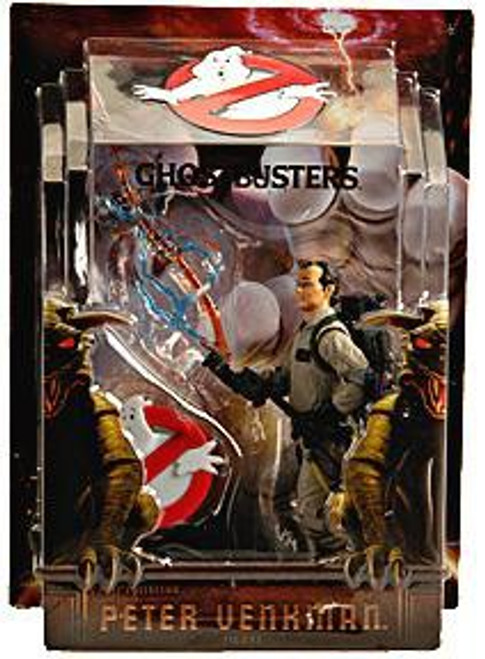 Ghostbusters Peter Venkman Exclusive Action Figure [Proton Stream]