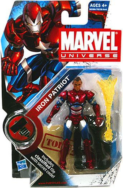 Marvel Universe Series 9 Iron Patriot Action Figure #19 [Norman Osborn]