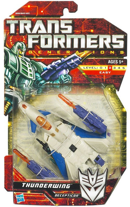 Transformers Generations Thunderwing Deluxe Action Figure