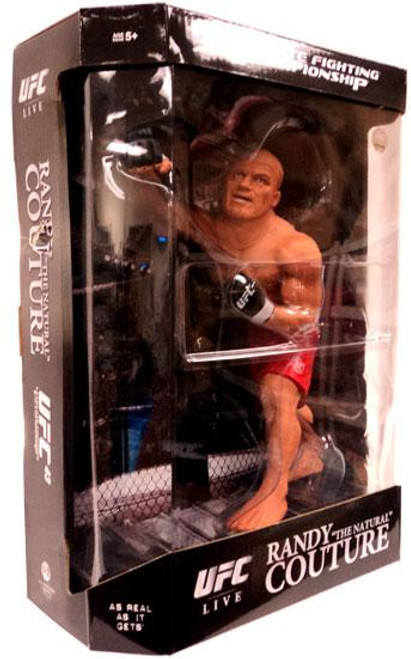 UFC Live Series Randy Couture 10-Inch Figure [UFC 43]