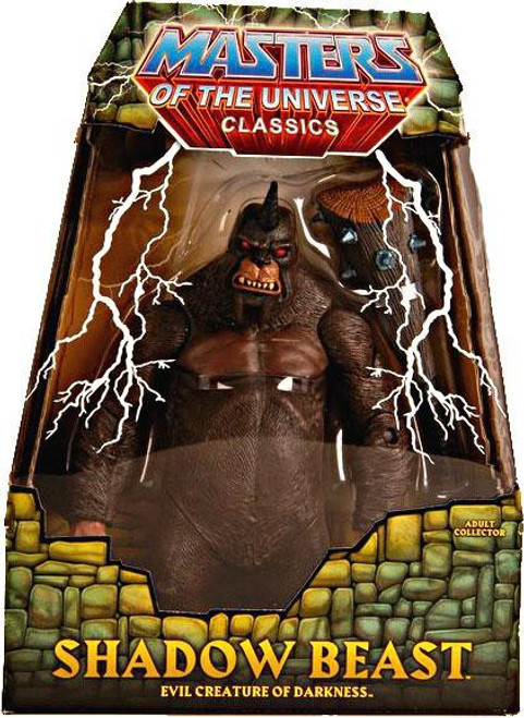 Masters of the Universe Classics Club Eternia Shadow Beast Exclusive Action Figure