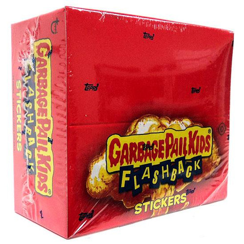 Garbage Pail Kids Topps Flashback Series 2 Trading Card Sticker Box [24 Packs]
