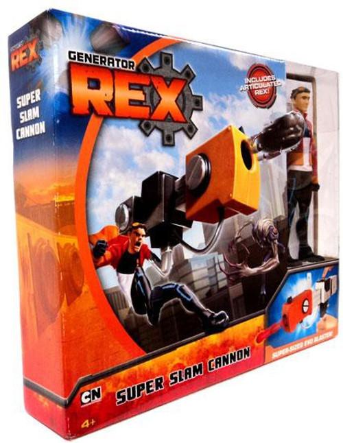 Generator Rex Super Slam Cannon