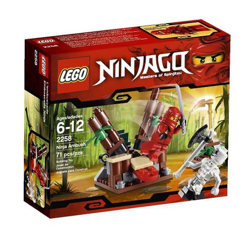 LEGO Ninjago Ninja Ambush Set #2258