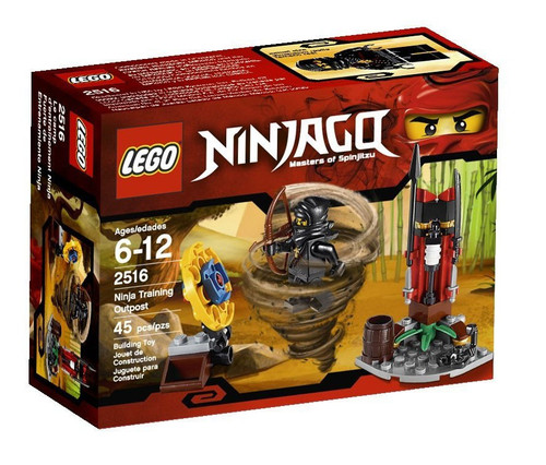 LEGO Ninjago Ninja Training Outpost Set #2516