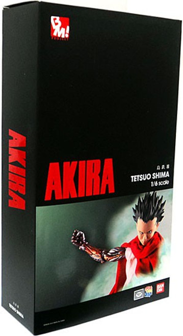 Akira Real Action Heroes Tetsuo Shima Action Figure
