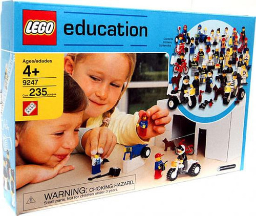 LEGO Education Community Workers Set #9247