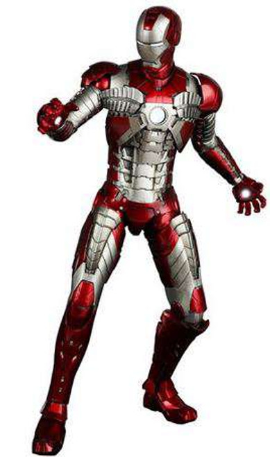 Iron Man 2 Movie Masterpiece Iron Man Mark V Collectible Figure
