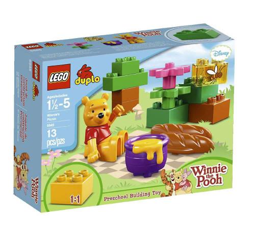 LEGO Duplo Winnie the Pooh Winnie's Picnic Set #5945