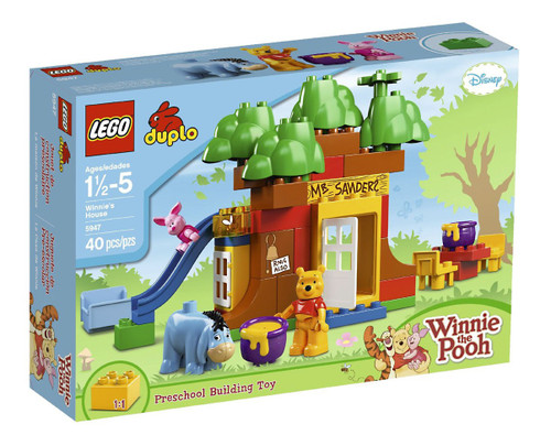 LEGO Duplo Winnie the Pooh Winnie's House Set #5947
