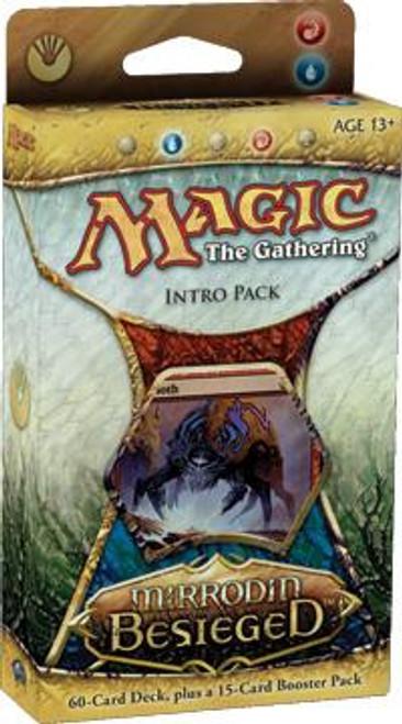 MtG Trading Card Game Mirrodin Besieged Mirromancy Intro Pack