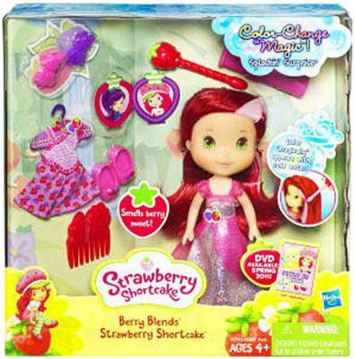 Berry Blends Strawberry Shortcake Doll